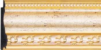 Рама №1120 50x60 см Светло-золотая