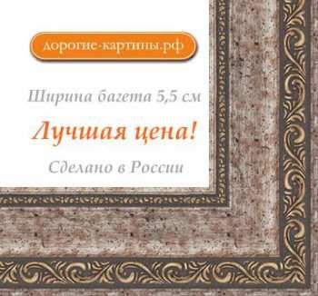 Рама №1171 30x40 см (А3) Серебро
