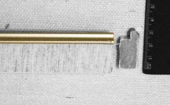 Рама №349G 60х80см (А1) Золото с холстом