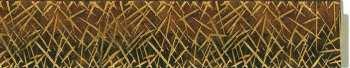 Рама №1144 30x40см (А3) Коричневая с золотом