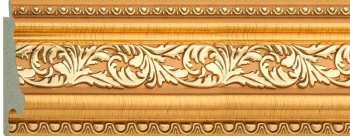 Рама №1123 50x50 см Золото. Фоторамки. Рамы для картин.