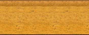 Рама №7108 50x100см Золотая