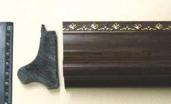 Рама №253 50x70см Темно-коричневая