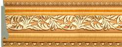 Рама №1123 50x100 см Золото