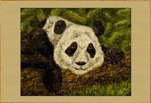 Панда. Отдых