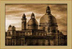 Рассвет в Венеции. Собор Санта-Мария делла Салюте I