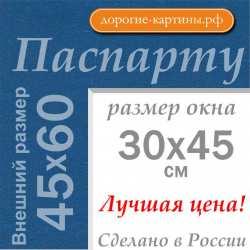 Паспарту 45x60 см №147