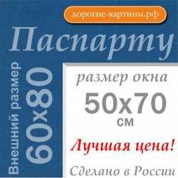 Паспарту 60x80 см (А1) №147