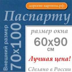 Паспарту 70x100 см №147