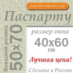 Паспарту 50х70 см №9