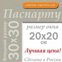 Паспарту 30х30 см №2