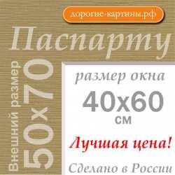 Паспарту 50x70 см №167