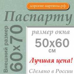 Паспарту 60x70 см №173