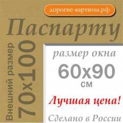 Паспарту 70x100 см №166