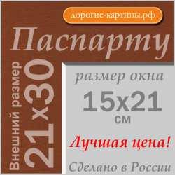 Паспарту A4 21x30 см №159