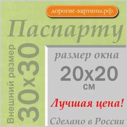 Паспарту 30x30 см №170