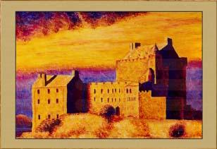 Замок мечты II (фрагмент III)