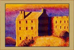 Замок мечты II (фрагмент V)