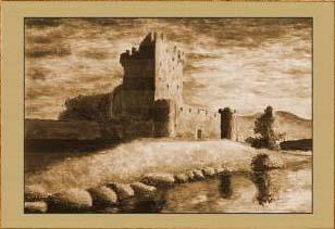 Древний замок IV