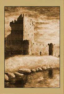 Древний замок III