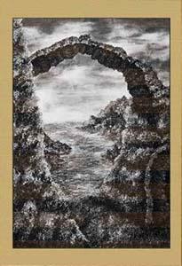 Арка. Развалины (фрагмент II)