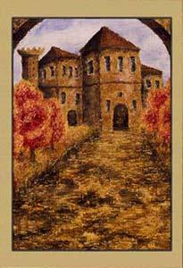 Осень. Замок (фрагмент V)