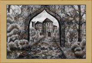 Осень. Замок (фрагмент X)
