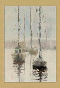 Яхты в тумане III